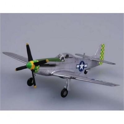 Modèle réduit : P-51D Mustang USAF 55 FG/8 AF 1944 - Easymodel-EAS36300