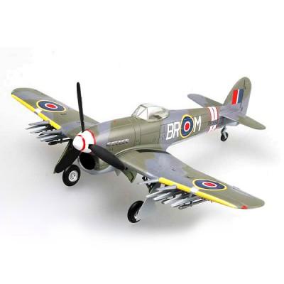 Modèle réduit : Typhoon Mk.IB - RB382 184 Squadron 245 Schleswing : Juillet 1945 - Easymodel-EAS36313