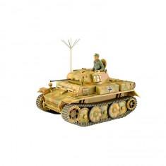 Maquette Char : Panzer II Ausf. L Luchs