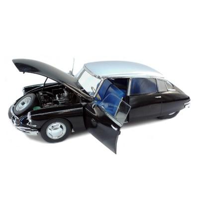Maquette voiture : Citroën DS19 - Ebbro-EBR25005