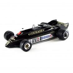 Maquette voiture : Lotus 88B 1981 Courage
