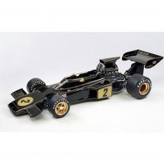 Maquette voiture : Lotus Type 72E 1973