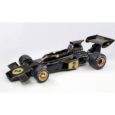 Maquette voiture : Lotus Type 72E 1973 - Ebbro-EBR009-EBR003