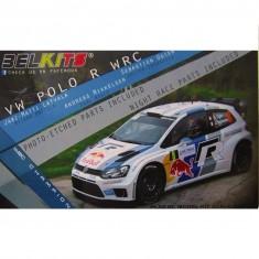 Maquette voiture : Volkswagen Polo R WRC 2013