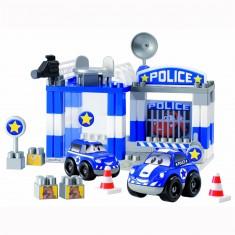 Briques de construction Abrick : Commissariat de Police