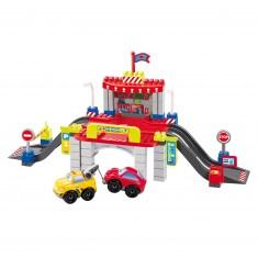 Briques de construction Abrick : Garage City 1