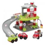 Briques de construction Abrick : Garage Fast Car