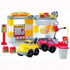 Briques de construction Abrick : Garage Mécanique
