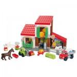 Briques de construction Abrick : La ferme