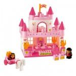 Briques de construction Abrick : Palais de princesse