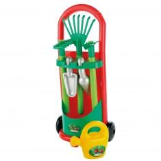 Chariot garni du petit jardinier