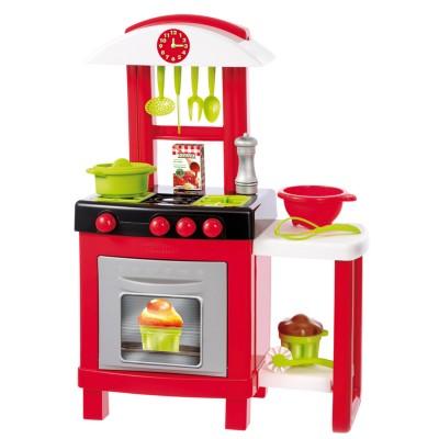 cuisine 3 toiles jeux et jouets ecoiffier avenue des jeux. Black Bedroom Furniture Sets. Home Design Ideas