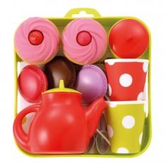 Dînette : Plateau Cup Cakes