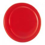 Frisbee rouge