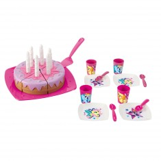 Gâteau d'anniversaire Mon petit poney