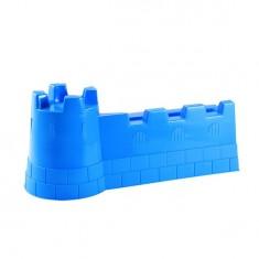 Moule à sable Château fort 40 cm : Bleu