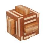 Casse-tête bambou : Quadrature