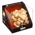 Casse-tête en bois Bamboo : Ananas