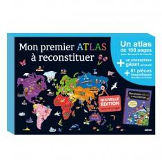 Coffret Atlas : Mon Premier Atlas à reconstituer