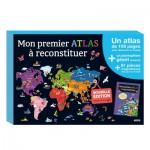 Coffret Atlas 2014 : Mon Premier Atlas à Reconstituer