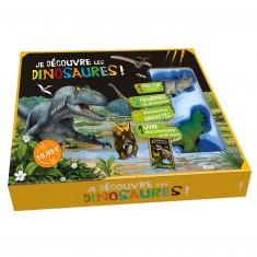 Coffret Je découvre les dinosaures