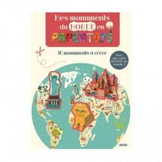 Créations en Papertoys : Mes Monuments du Monde