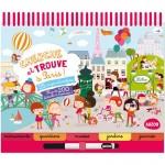 Livre éducatif : Cherche et Trouve à Paris