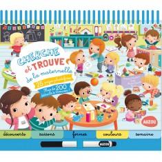 Livre éducatif : Cherche et Trouve de la maternelle