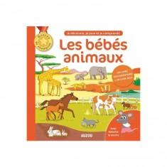 Livre éducatif : Je découvre, je joue et je comprends les bébés animaux