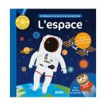 Livre éducatif : Je découvre, je joue et je comprends l'espace