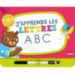 Livre éducatif Graine de Champion : J'apprends les lettres