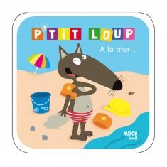 Livre pour le bain : P'tit Loup à la mer !