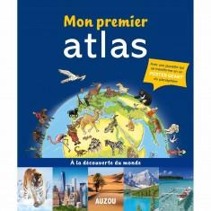 Mon premier Atlas 2016