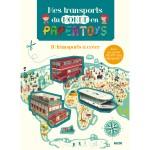 Livre Papertoys : Les Transports du monde