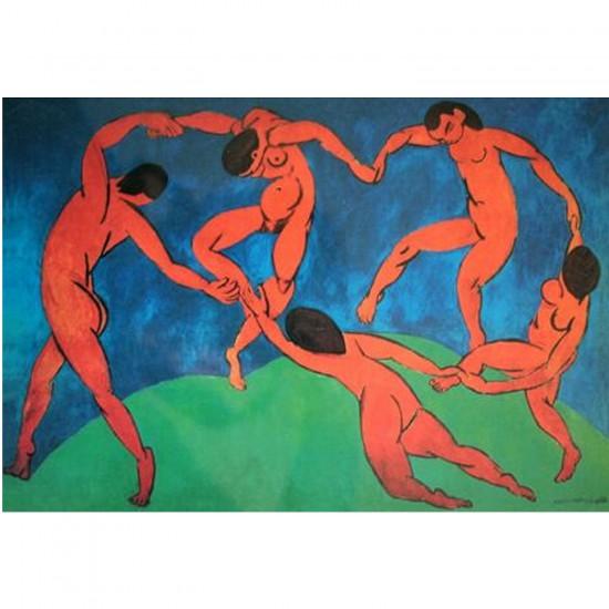 Puzzle 1000 pièces - Art - Matisse : La danse - Ricordi-14454