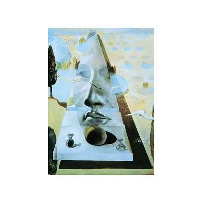Puzzle 2000 pièces - Dali : Apparition du visage - Ricordi-16041
