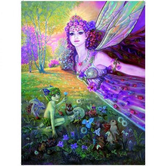 Puzzle 250 pièces - Judy Mastrangelo : L'envol de Titania - Ricordi-57996
