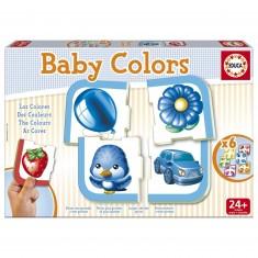 Apprendre les couleurs : Baby Colors