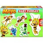 Baby puzzle - 5 puzzles : Maya l'abeille
