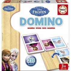 Domino : La Reine des Neiges (Frozen)