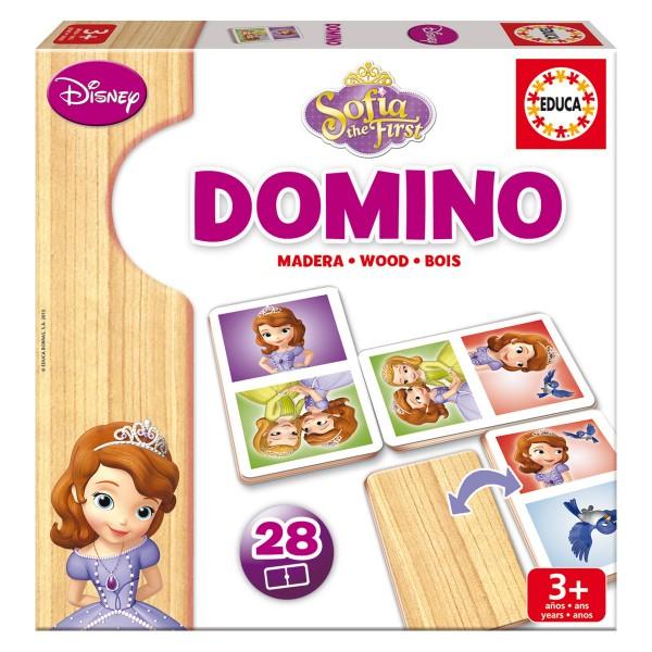 Domino : Princesse Sofia - Educa-16040
