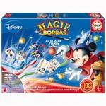 Jeu de magie Mickey 100 tours avec DVD