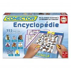 Jeu éducatif Conector : Encyclopédie avec fiches illustrées