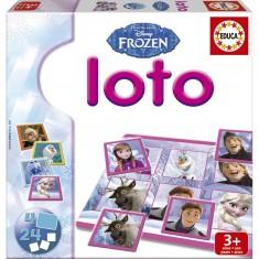 Loto : La Reine des Neiges (Frozen)