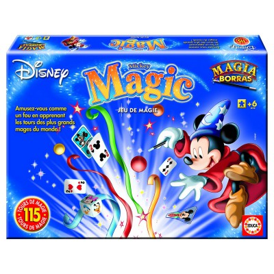 Mallette de magie : Mickey Magic - Educa-13945