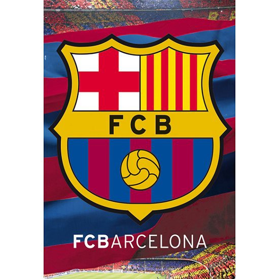 Puzzle 100 pièces - FC Barcelone - Educa-15345