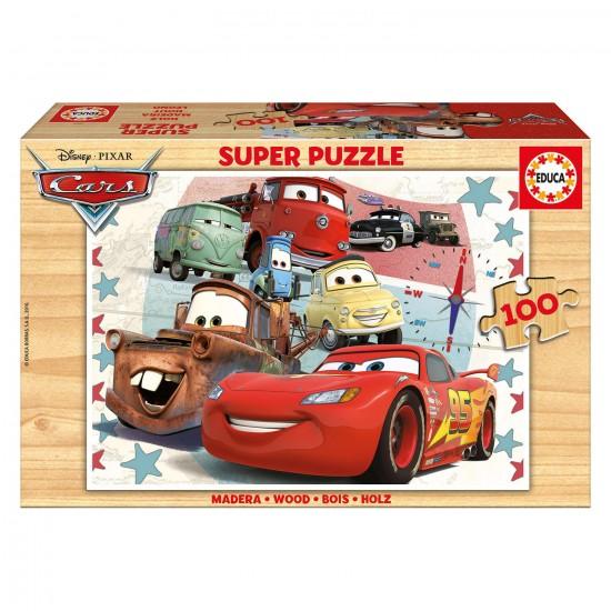 Puzzle 100 pièces : Cars - Educa-16800
