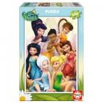 Puzzle 100 pièces : Disney Fairies