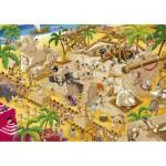 Puzzle 1000 pièces : Egypte Antique