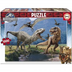 Puzzle 1000 pièces : Jurassic World